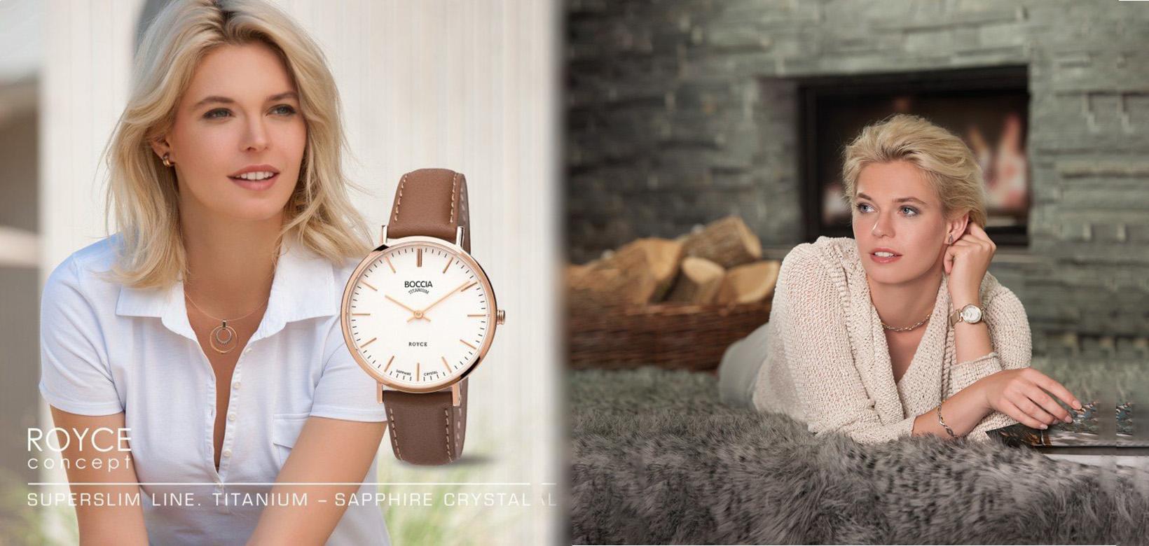 Boccia Uhren bei Juwelier Istanbul in Mönchengladbach kaufen