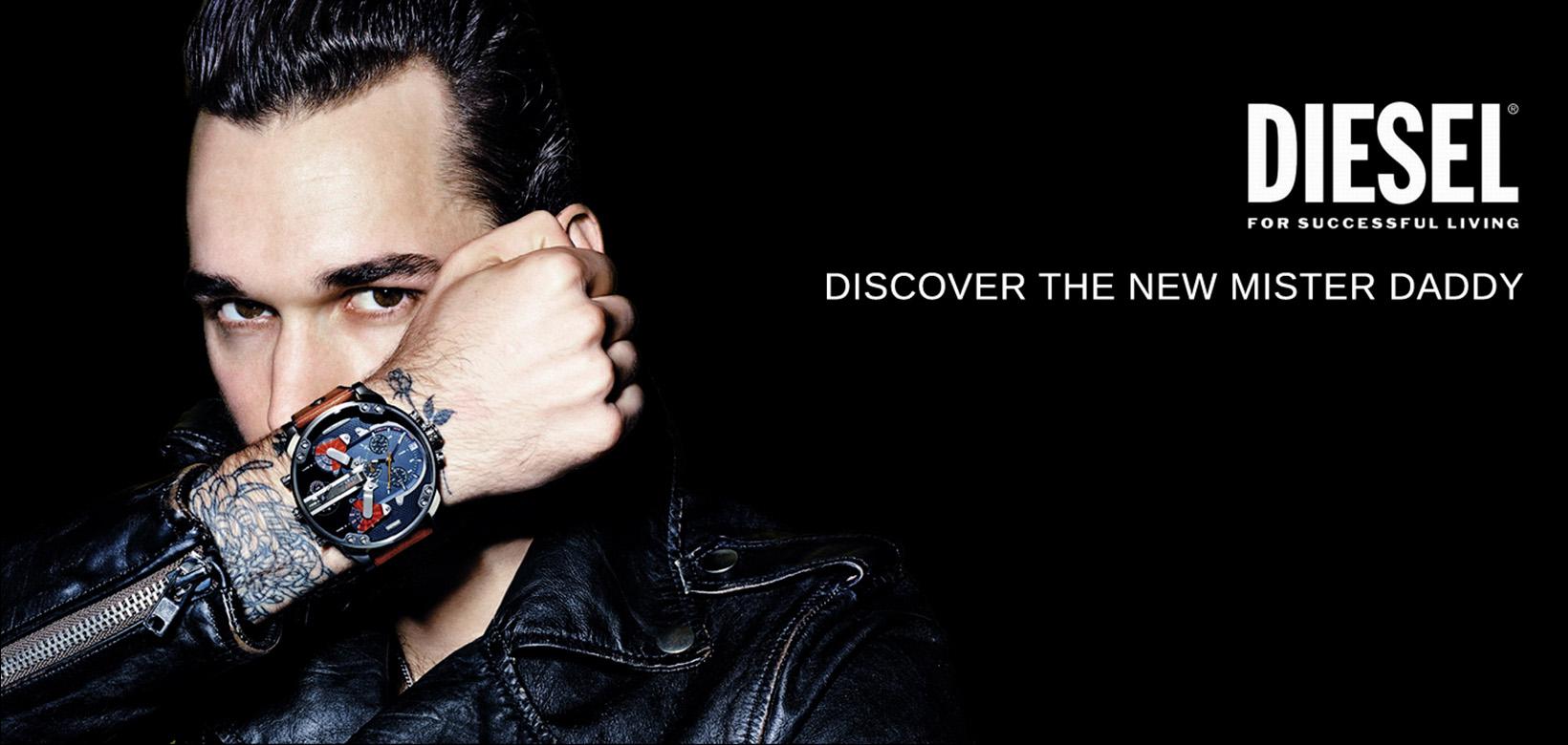 Diesel Uhren bei Juwelier Istanbul in Mönchengladbach kaufen