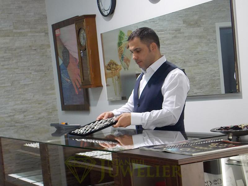 Juwelier Istanbul in Mönchengladbach Geschäft innen 6