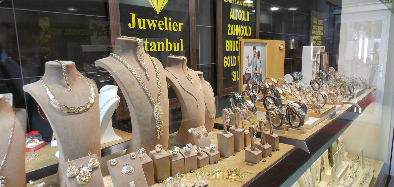 Juwelier Istanbul in Mönchengladbach Schmuck Verkauf